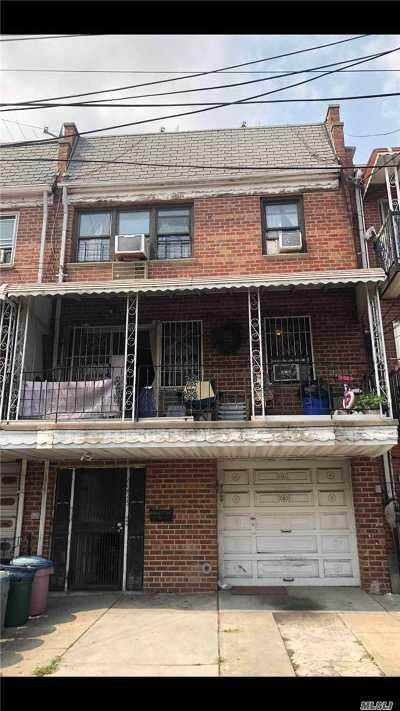 Corona Multi Family Home For Sale: 104-33 43 Ave