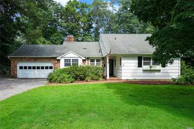 Huntington Single Family Home For Sale: 32 Creskill Pl