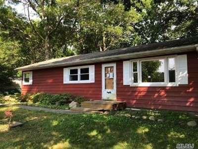 Ridge Single Family Home For Sale: 48 Montauk Trl