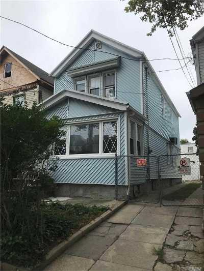 Woodhaven Single Family Home For Sale: 89-12 78th St