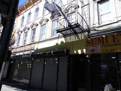 Woodhaven Multi Family Home For Sale: 79-15 Jamaica Ave