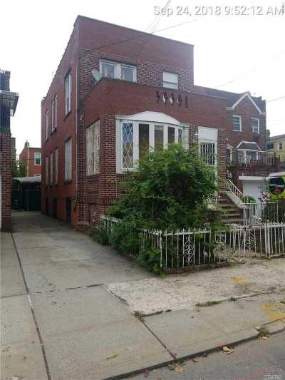 Brooklyn Single Family Home For Sale: 957 E 45th St
