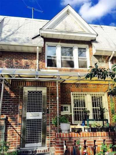 Flushing Multi Family Home For Sale: 153-35 60 Ave