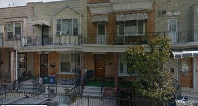 Brooklyn Multi Family Home For Sale: 1873 West 8 St