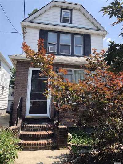 Flushing Single Family Home For Sale: 4545 156 St
