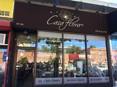 Queens County Business Opportunity For Sale: 47-44 Bell Blvd
