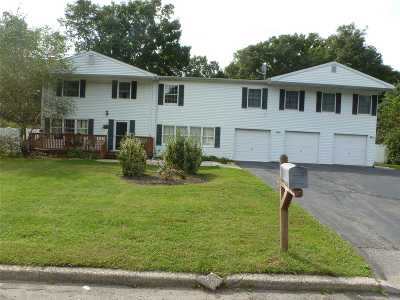Mt. Sinai Single Family Home For Sale: 74 Westcliff Dr