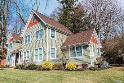 Port Jefferson Single Family Home For Sale: 537 High St