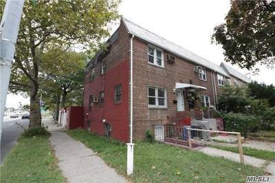 Rego Park Single Family Home For Sale: 61-01 102 St