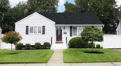 Hicksville Single Family Home For Sale: 39 Liszt St