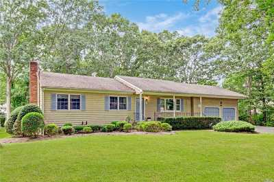 Cutchogue Single Family Home For Sale: 150 Pinewood Rd