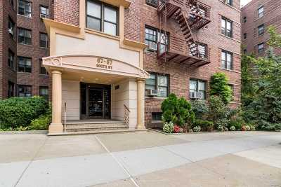 Forest Hills NY Co-op For Sale: $339,000