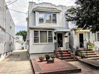 Glendale Single Family Home For Sale: 69-25 68th Pl