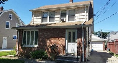 Nassau County Multi Family Home For Sale: 117 Roslyn Rd