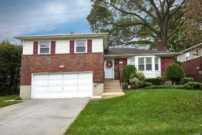 Nassau County Single Family Home For Sale: 1691 Seamans Neck Rd