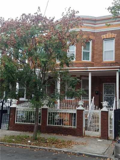 Brooklyn Single Family Home For Sale: 671 Georgia Ave