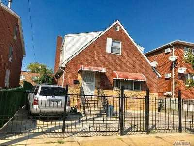 Flushing Multi Family Home For Sale: 130-11 58th Ave