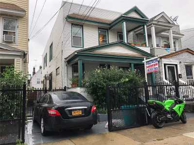 Woodhaven Multi Family Home For Sale: 88-50 75th St