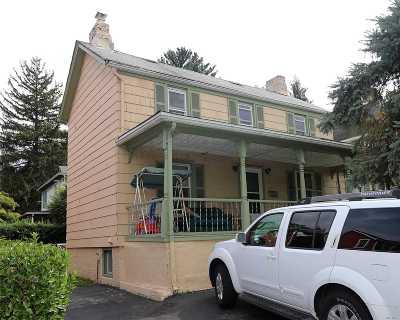 Nassau County Single Family Home For Sale: 15 Mechanic St