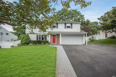 Selden Single Family Home For Sale: 25 Washington Heigh St
