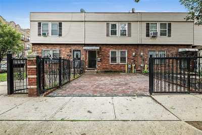 Brooklyn Single Family Home For Sale: 154 Amboy St