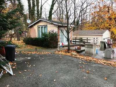 Single Family Home For Sale: 35 Amagansett Dr
