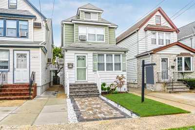 Bellerose, Glen Oaks Single Family Home For Sale: 88-49 247 St