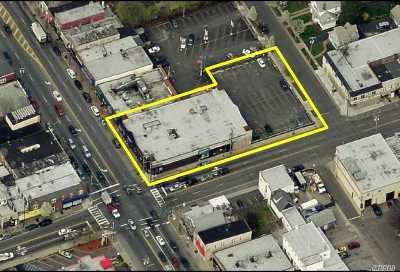 Nassau County Commercial For Sale: 140-144 Jericho Tpke
