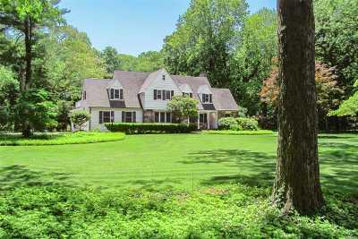 Lloyd Harbor Single Family Home For Sale: 10 Beardsley Ln
