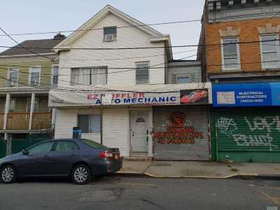 Queens County Commercial For Sale: 121-11 14 Rd