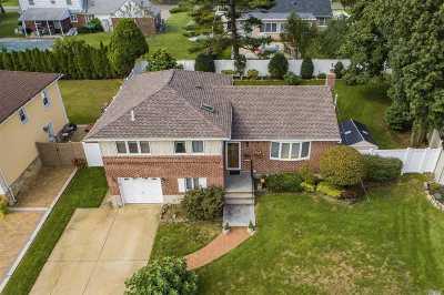 Hicksville Single Family Home For Sale: 18 Tudor Rd