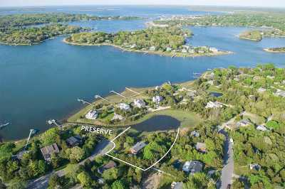 Sag Harbor Single Family Home For Sale: 2 Crescent St