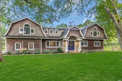 Huntington NY Single Family Home For Sale: $1,198,000