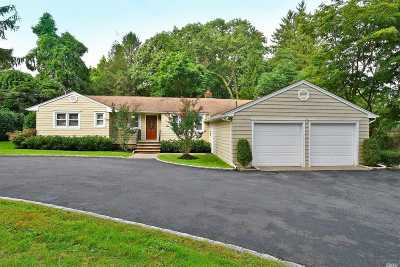 Suffolk County Multi Family Home For Sale: 143 Pidgeon Hill Dr