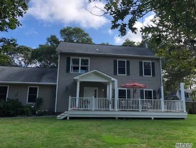 East Hampton Single Family Home For Sale: 8 19th St