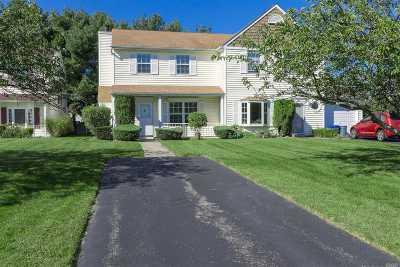 Coram Condo/Townhouse For Sale: 2 Dove Path