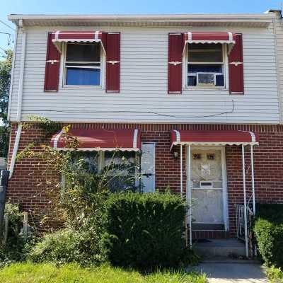 Jamaica Single Family Home For Sale: 120-32 166th St