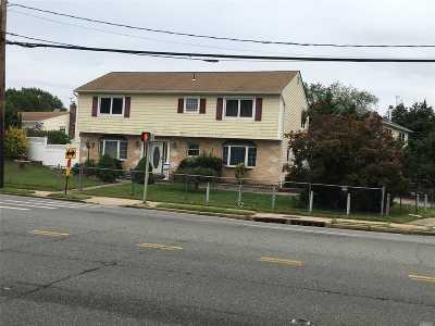 Freeport Single Family Home For Sale: 483 W Merrick Rd