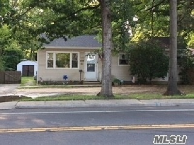 Islip Single Family Home For Sale: 434 Islip Ave