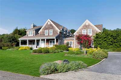 Quogue Single Family Home For Sale: 25 Post Fields Ln