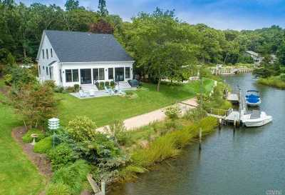 Cutchogue Single Family Home For Sale: 1130 Little Peconic B Rd