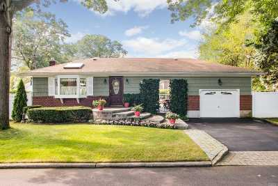 West Islip Single Family Home For Sale: 1616 Madison Ave