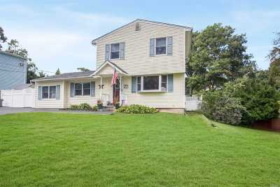 Selden Single Family Home For Sale: 36 Janice Ln