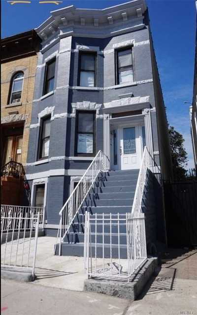 Brooklyn Multi Family Home For Sale: 97 Moffat St