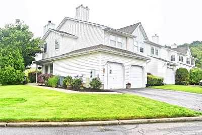 E. Setauket Condo/Townhouse For Sale: 41 Erin Ln