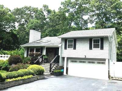 Moriches Single Family Home For Sale: 15 Cook Ave