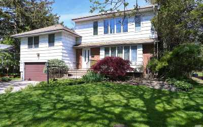 Syosset Single Family Home For Sale: 32 Sexton Rd