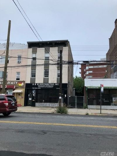Multi Family Home For Sale: 23-31 Astoria Blvd