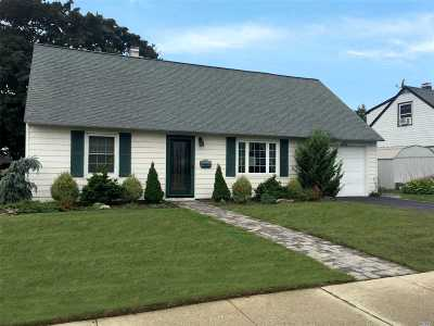 Wantagh Single Family Home For Sale: 2310 Beech St