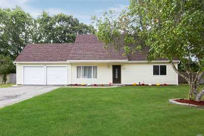 Coram Single Family Home For Sale: 1068 Old Town Rd